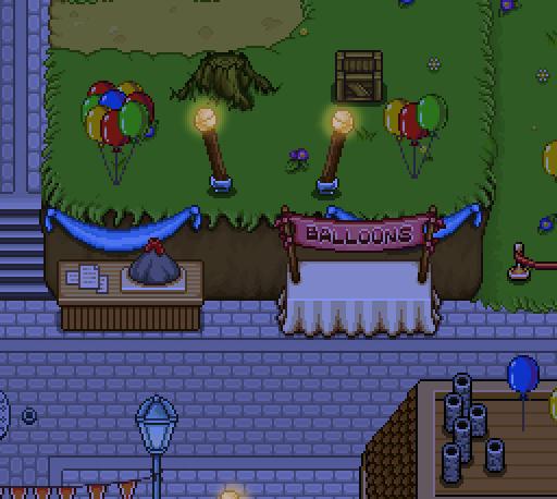 Festival Balloons