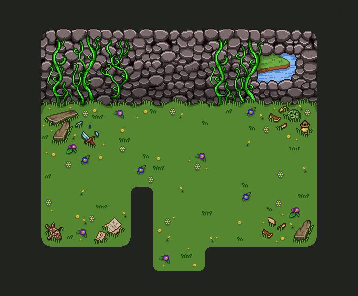 Interior-Ruin